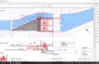 Einlaufbereich der geplanten modernisierten Wasserkraftanlage Braunsbach (Planung)